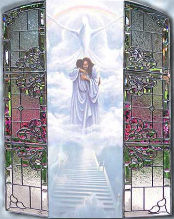 Picture of gates to Heaven
